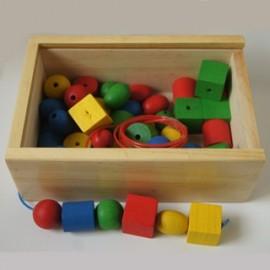 Ensartables 100 piezas