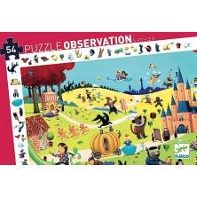 Puzzle observación cuentos