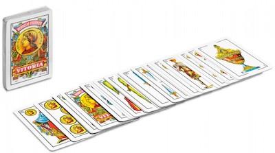 juego de cartas