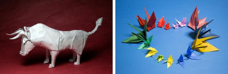 Origami y matemáticas - Aprendiendo matemáticas