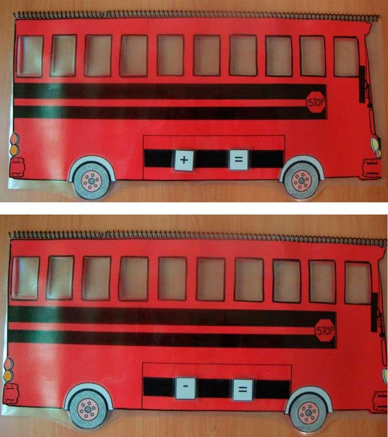 operaciones bus