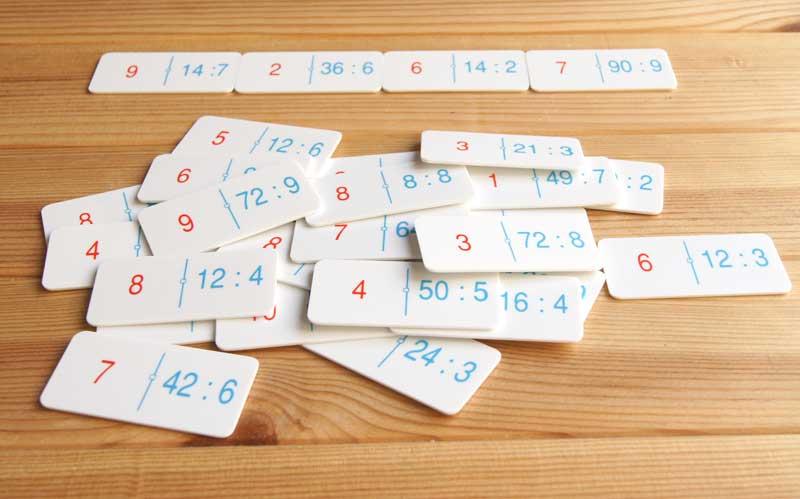 Actividades Matematicas Con Un Domino Aprendiendo Matematicas
