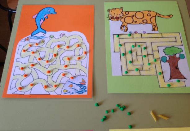 Introduciendo Los Laberintos En Infantil Para Mejorar La Concentracion