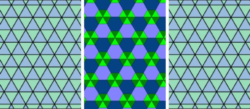 actividades para trabajar los mosaicos de escher aprendiendo