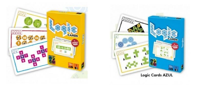 logic cards cartas