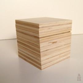 Centenas de madera natural