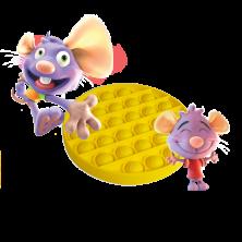 Atrapa el ratón