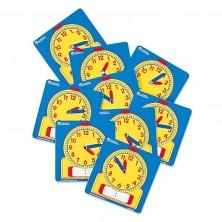 Reloj demostración alumno (Set de 10)