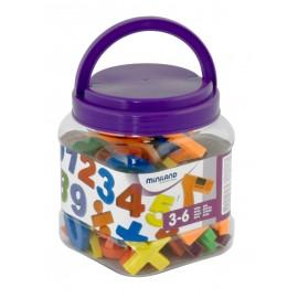 Números magnéticos (68 piezas)