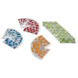 48 Cartones de lotería