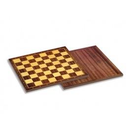 Tablero ajedrez 33x33x1 cm.