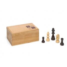 Figuras de Ajedrez de madera