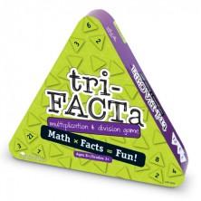 TRI FACTA Juego de multiplicaciones y divisiones