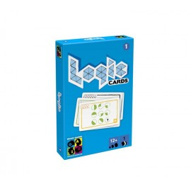Logic cards azules