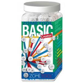 Zometool Basic Creator - 123 piezas