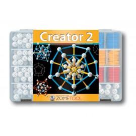 Zometool Creator 2 - 492 piezas