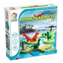Dinosaurios: islas misteriosas