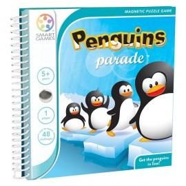 Desfile de pingüinos (Penguins parade)