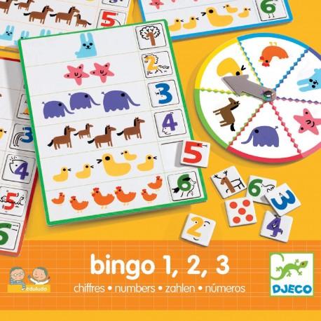 Eduludo Bingo Números