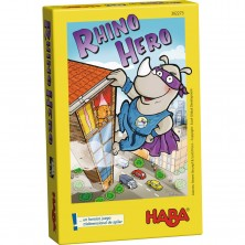 Rhino Hero Super Rhino