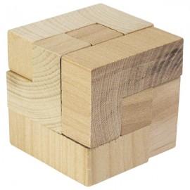 Puzle en forma de cubo