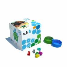 Caja de 400 clips 2D