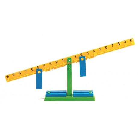 Mini balanza numérica