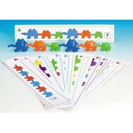 Tarjetas con propuestas para los camellos de conexión, set de 20 ud