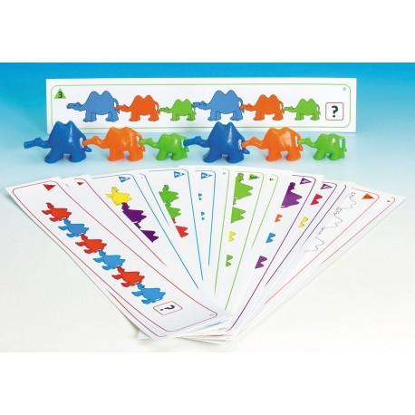 Set de 20 tarjetas con propuestas para los camellos de conexión