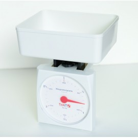 Balanza de plataforma hasta 3 kg
