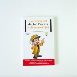 La receta del doctor Pastilla y otros acertijos