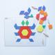 Set de 20 Actividades a Doble Cara para Cuerpos Geométricos