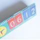 ¿Qué hora es? Flip Chart Reloj de Estudiante