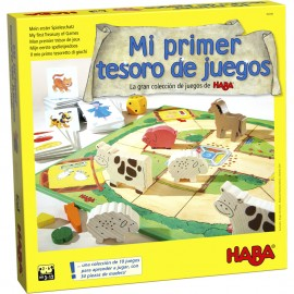 Mi primer tesoro de juegos - La gran colección de juegos de HABA