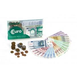 Set euros con 28 billetes y 80 monedas