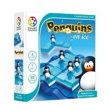 Pingüinos en el Hielo