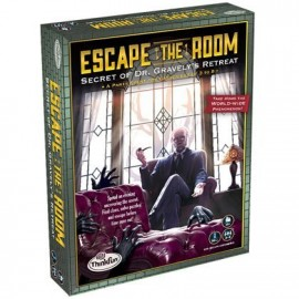 Escape the Room: El Secreto del Dr. Gravely