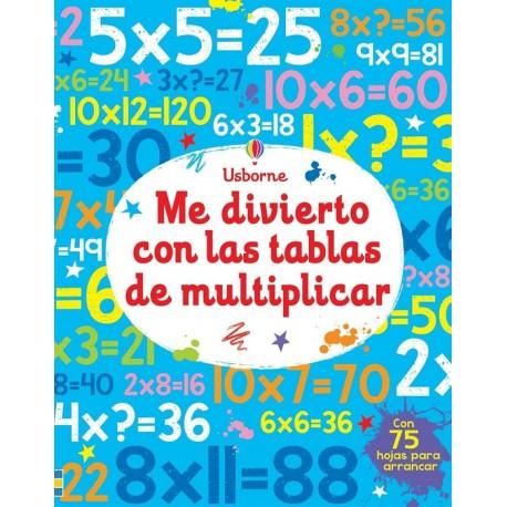 Me divierto con las tablas de multiplicar