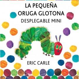 La Pequeña Oruga Glotona - Desplegable Mini