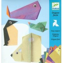 Origami animales polares