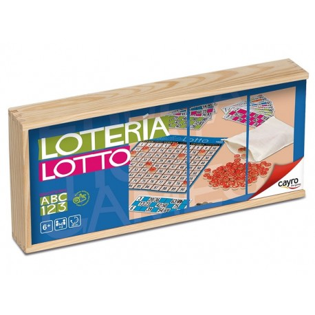 lotto-tómbola