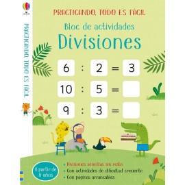 Bloc de actividades: Divisiones
