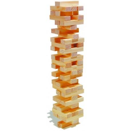 Torre de madera