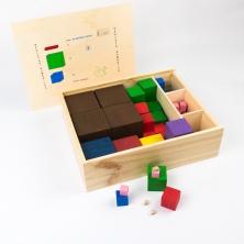 Cubos numéricos M. Antonia Canals