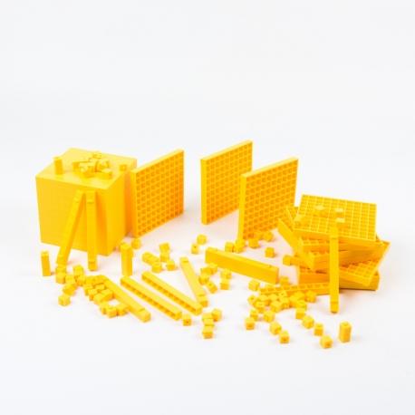 Base 10 plástico (en bolsa)2