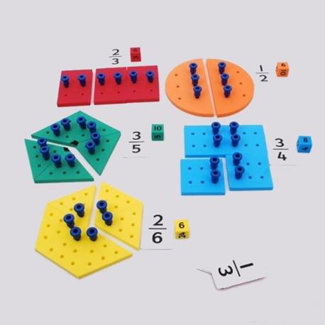 Fracciones de cantidades
