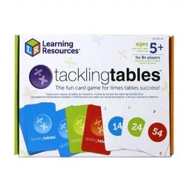 Tacklingtables (juego tablas de multiplicar)