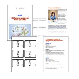 Taller online «Cálculo mental con cartas»