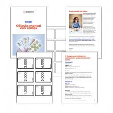 Cálculo mental con cartas