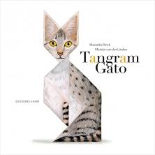 Libro Tangram Gato